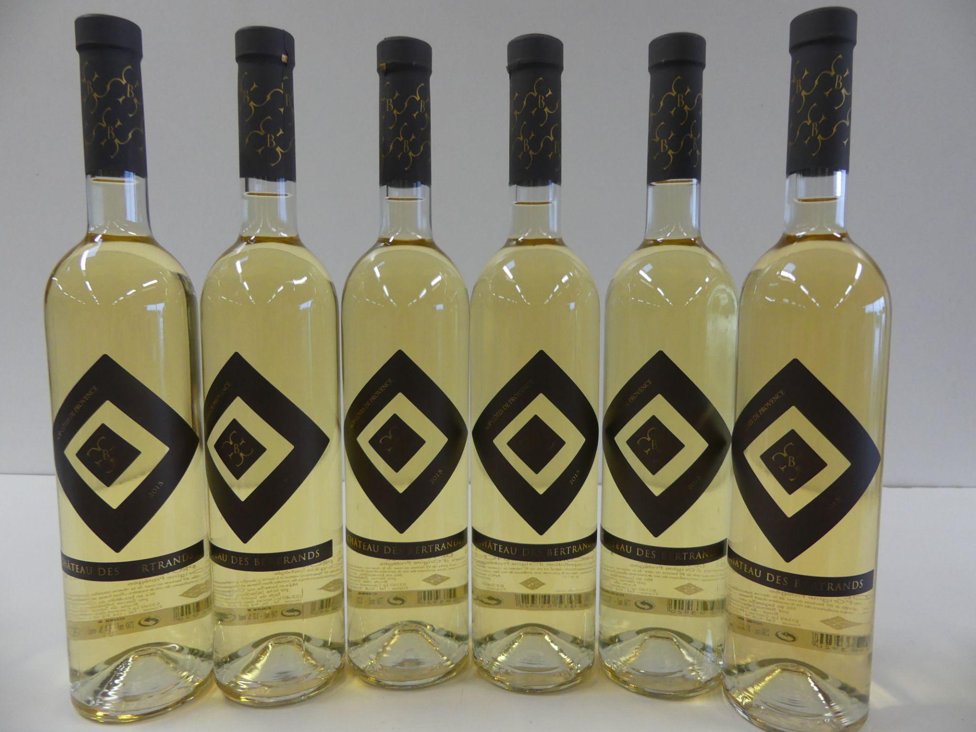 Los 56 - 6 Provence Blanc Château des Bertrands Côtes de Provence 2015 -