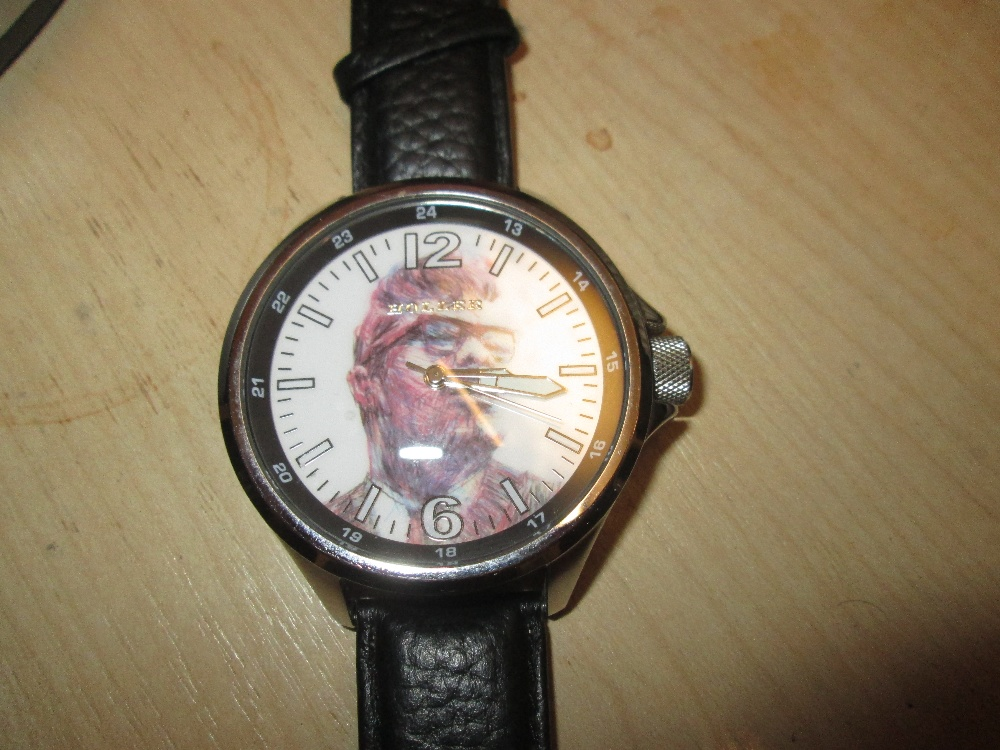Lot 29 - Modern Holler gents wristwatch