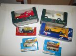 Lot 41 - Various toy cars : Corgi & Matchbox (boxed)