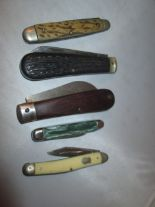 Lot 31 - Bag of assorted penknives,