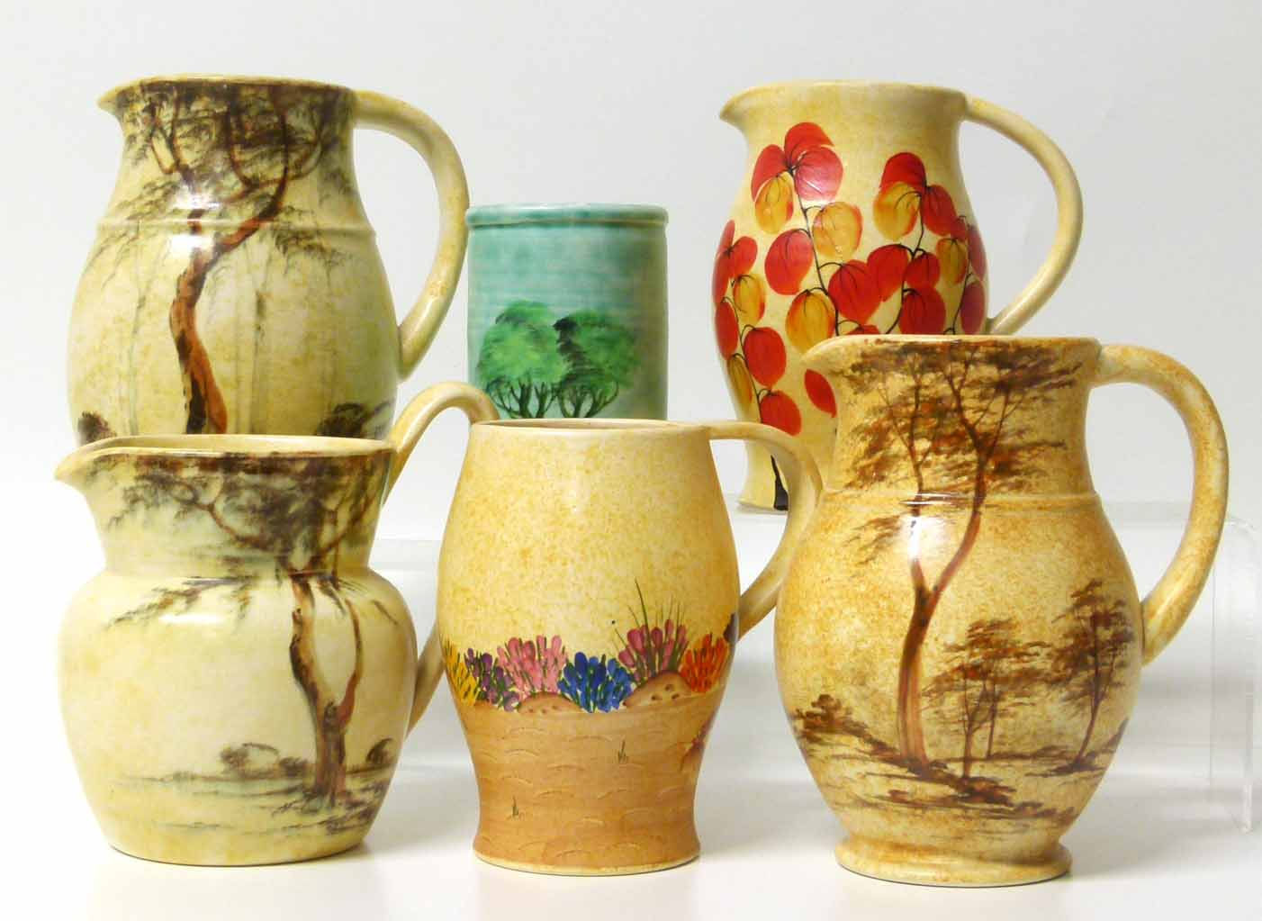 dating radford pottery