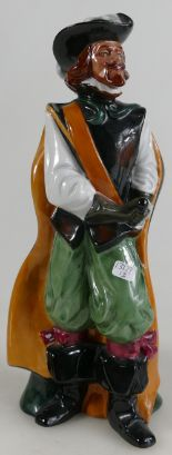Lot 192 - Royal Doulton character figure The Caval