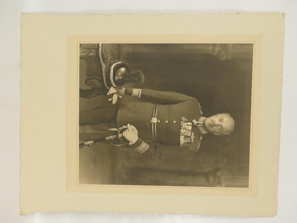 Lot 16 - RAF - Air Marshal Sir Arthur Barratt, KCB, CMG,