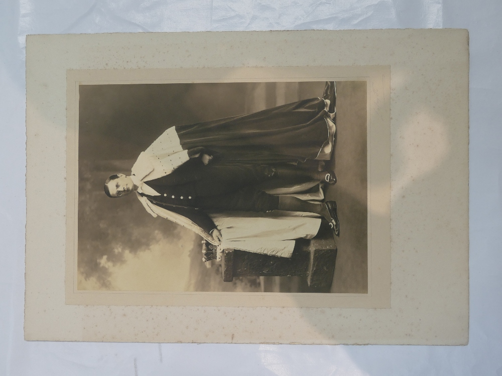 Lot 25 - Large group of FIFTY named and unnamed LAFAYETTE photographs - ladies and gentlemen including -