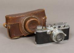 A Leica D.R.P. Ernst Lietz Wetzlar camera, No.