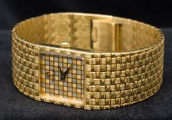 A Raymond Weil gold plated gentleman's w