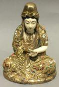 A Satsuma model of Guanyin