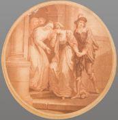GABRIELE SCORODOMOFF (18th century) Russian, After ANGELICA KAUFFMAN (1741-1807) Swiss,