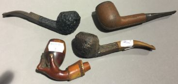 A collection of pipes