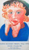 After DAVID HOCKNEY (born 1937) British, David Hockney Prints 1954-1995,