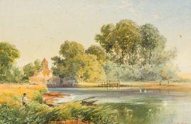 JOHN FINNIE (1829-1907) British