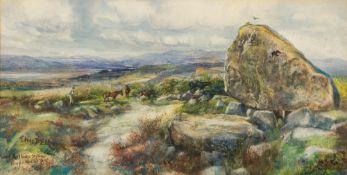ELISE D'ELBOUX (1870-1956) British (AR)