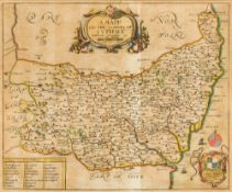 After RICHARD BLOME (1641-1705) English
