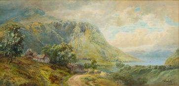 ARTHUR CROFT (1828-1893) British