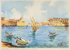 C GILIA (19th/20th century) Maltese