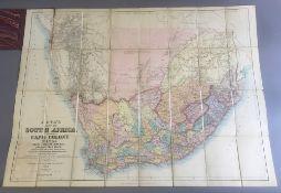 Juta's Map of South Africa