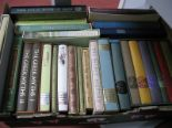 Lot 19 - Thomas Hardy - The Wessex Tales, six volumes, The Folio Society, in slipcases; plus other general