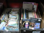 Lot 1022 - Mid and Late XX Century Postcards, antique reference guides, auction catalogues, medal year books