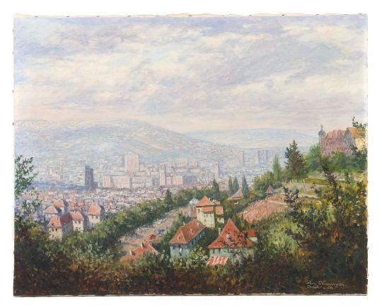 Maler Rosenheim ohmayer maxrothenburg 1903 1970 törwand b rosenheim deutscher