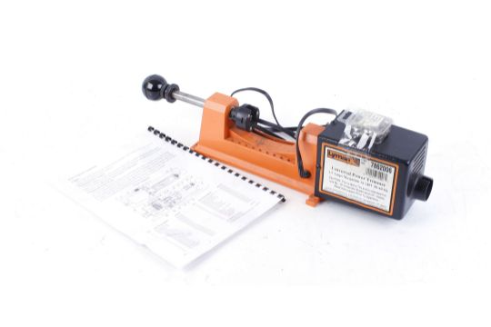 Lyman Universal Electric Case Trimmer With Pilots And Instructions