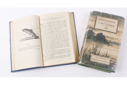 Confessions of a carp fisher in antiquarian and collectable books.