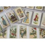 Foreign Cigarette Cards, BAT and British Cigarette Company, a collection of cards to include BAT