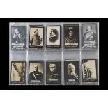 Cigarette Cards, Ogdens, Guinea Gold and Tab Issues, General Interest and Military, various sets,