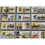Cigarette Cards, Mixture, contained in a larger size ringbinder, various sets, to name Players