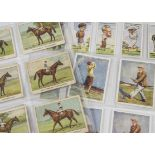 Cigarette Cards, Sports, a collection of cards to name, Marsuma Famous Golfers (1), Boguslavsky