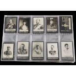 Cigarette Cards, Ogdens, Guinea Gold, General Interest and Military, various sets, a collection of