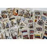 Cigarette Cards, Mixture a quantity of sets, various Manufacturers & genres to include Players