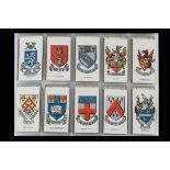 Cigarette Cards, Mixture, contained in a large size ringbinder, various sets to name, Cavanders