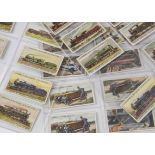 Cigarette Cards, Mixture, a selection of rarer cards to include Clarkes Marine Series (2), Copes