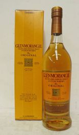 Lot 4079 - 1 BOTTLE GLENMORANGIE THE ORIGINAL 10 YEAR OLD SINGLE MALT WHISKY - 70CL, 40% VOLUME,