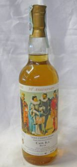 Lot 4113 - 1 BOTTLE CAOL ILA 29 YEAR OLD SINGLE MALT WHISKY, THE COSTUMES 30TH ANNIVERSARY BOTTLING,