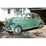 1950 JOWETT JAVELIN Registration: LXC 164 Chassis No: E0PB11203D Engine No: E0PB11203D Odometer: