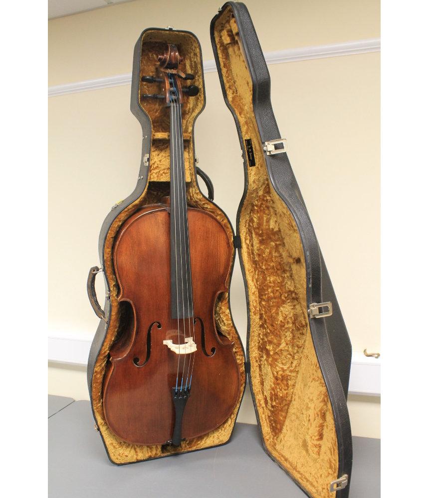 German-made franz sandner artist 4/4 violin model 63f with   reverb.