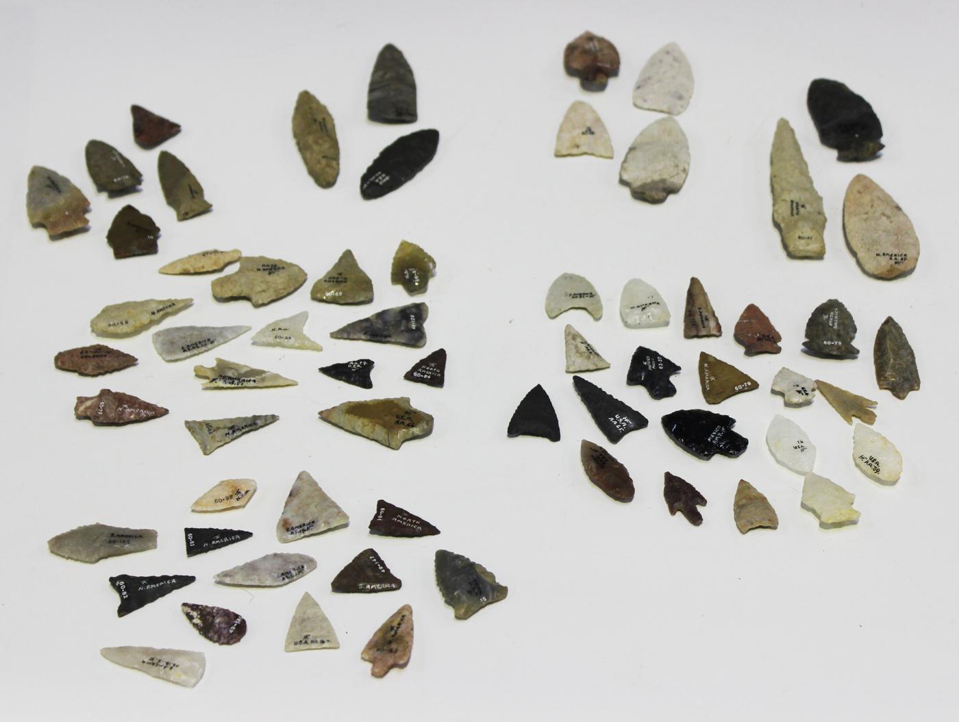 Dating obsidian arrowheads definition