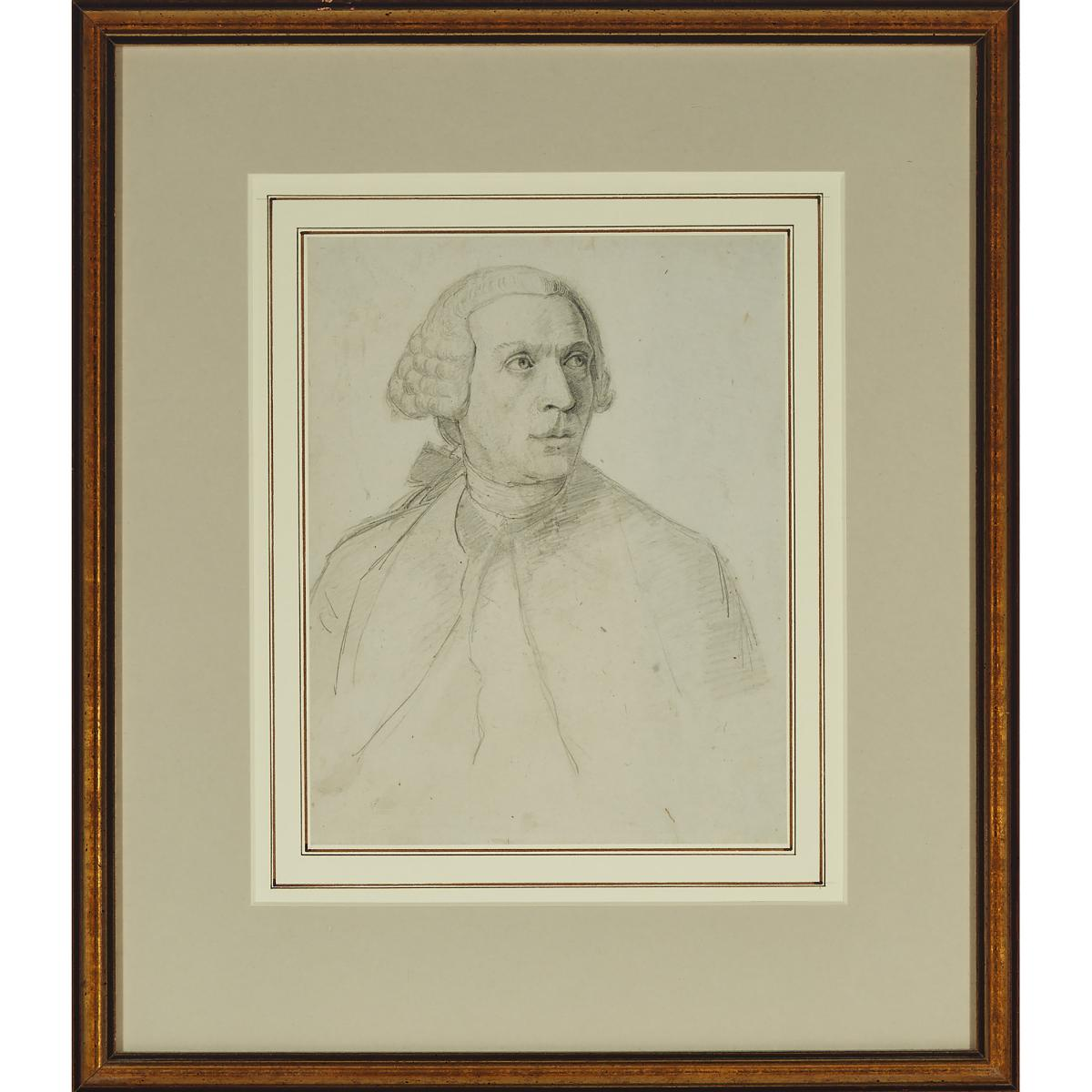 Collector's Group of Three Drawings, Sheet 8.25 x 6.5 in — 21 x 16.5 cm; 5.5 x 8.5 in — 14 x 21.6 cm - Image 2 of 9