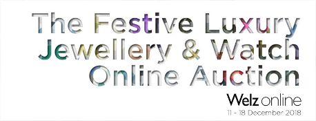 Welz Online | The Festive Luxury Jewellery & Watch Online Auction