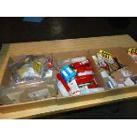 Box Lot Misc Bits & Tooling