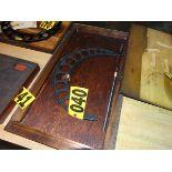 """QC Starrett 12"""" Mic w/Standard in Wood Case"""