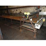 24' Belt Assembly Table