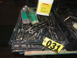Lot 31 - Box Lot Misc Perishable Tooling