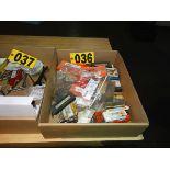 Box Lot Carbide Inserts & Misc