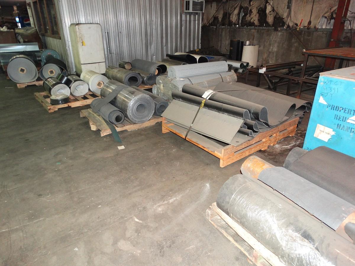 Lot 14 - Conveyor Belting