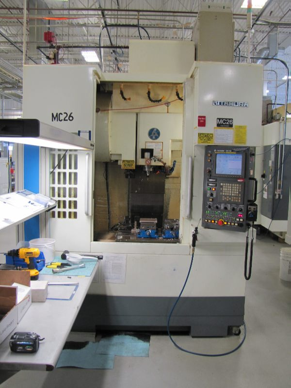SURPLUS TO THE ONGOING OPERATION OF A MAJOR MEDICAL MANUFACTURER