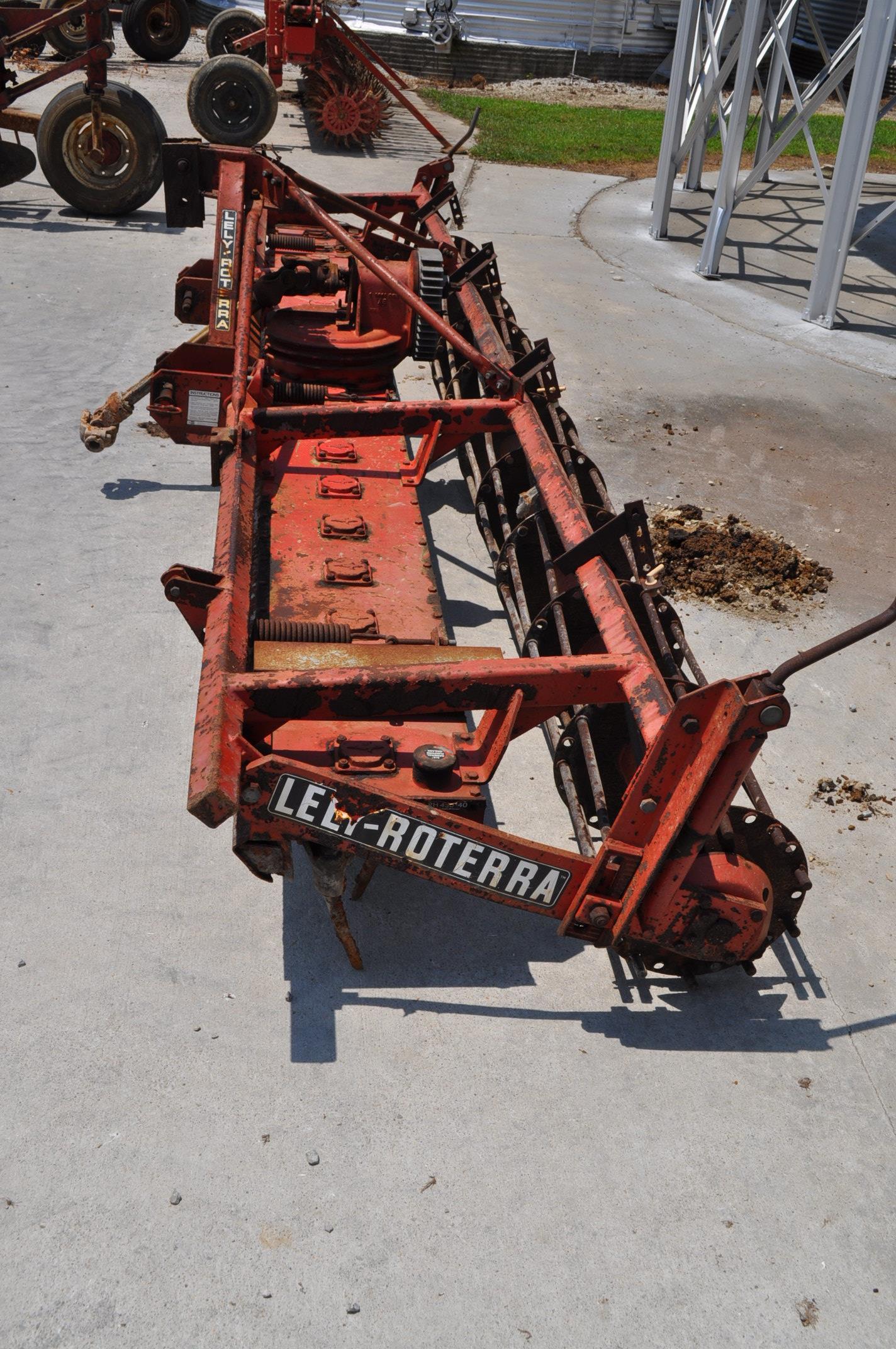 Warner Farms Equipment Auction
