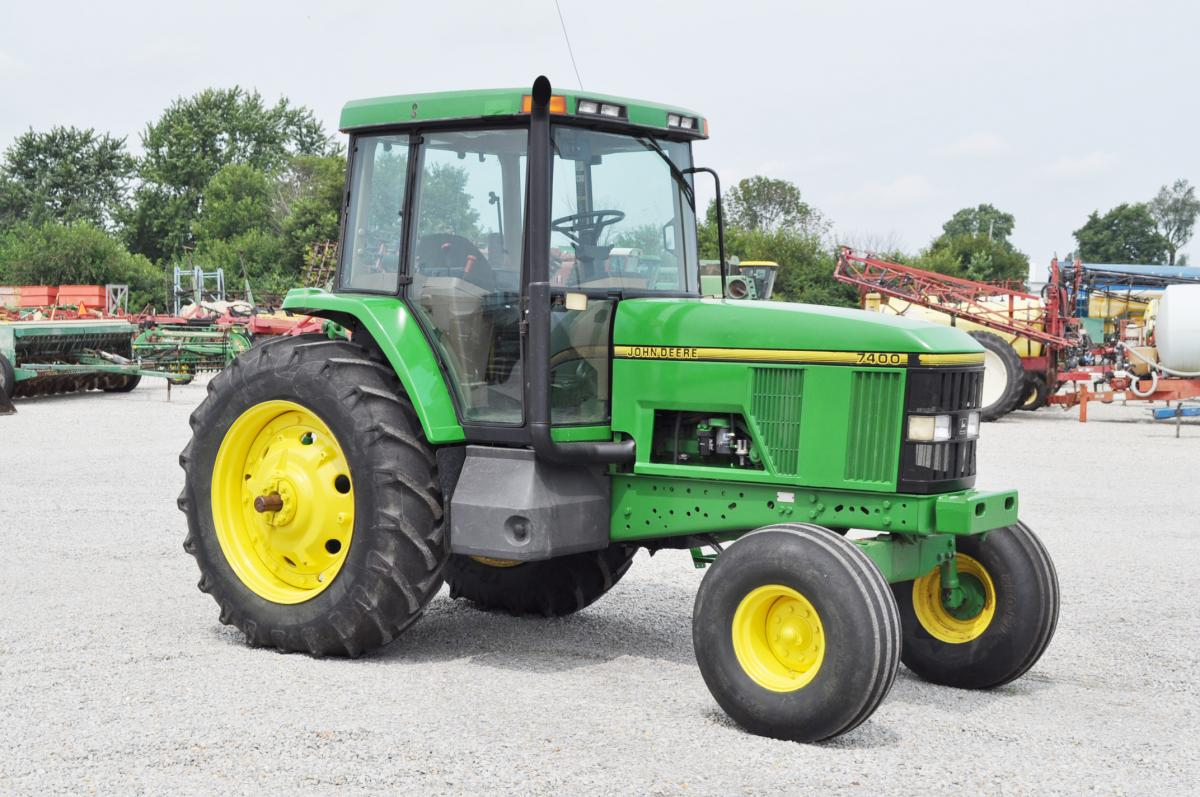 JD Green Parts & Equipment Inventory Reduction Auction