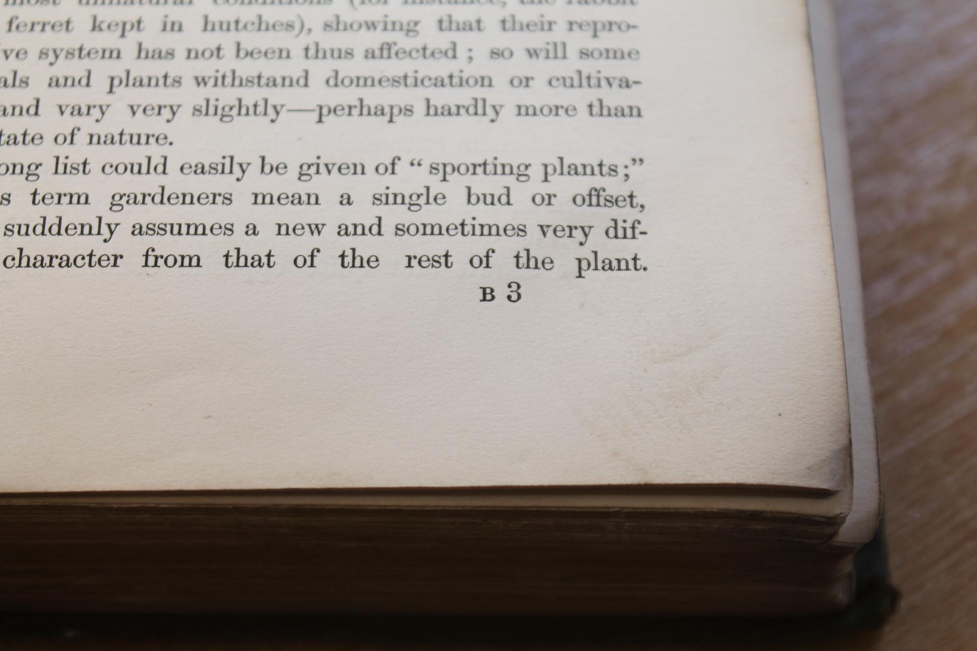DARWIN CHARLES. - Image 40 of 61